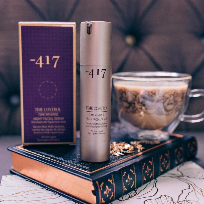 -417 là một trong những thương hiệu mỹ phẩm do Thế Giới Nước phân phối độc quyền.