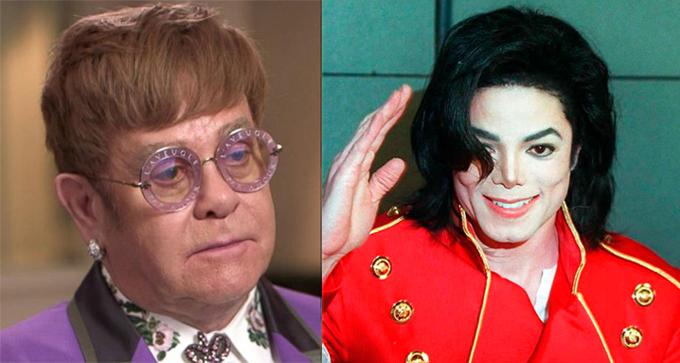 Elton cho rằng Michael Jackson gặp vấn đề về sức khỏe tâm thần.