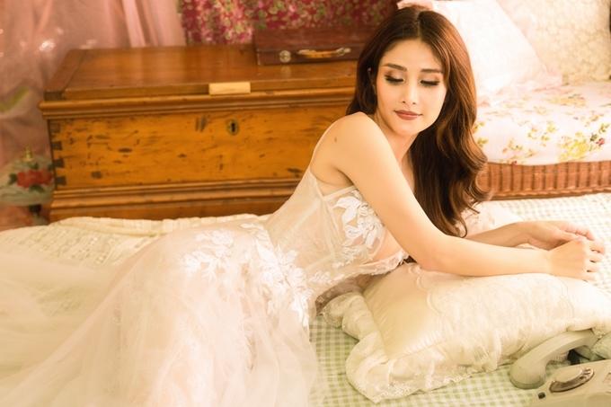 Thảo Trang thừa nhận nhờ cuộc hôn nhân đổ vỡ với Phan Thanh Bình, cô có được khởi đầu thuận lợi