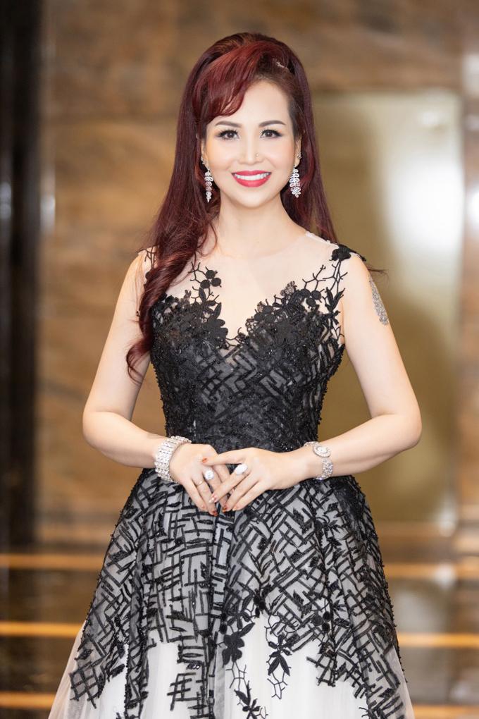 Hoa hậu Tiền Phong năm 1990 Diệu Hoa.