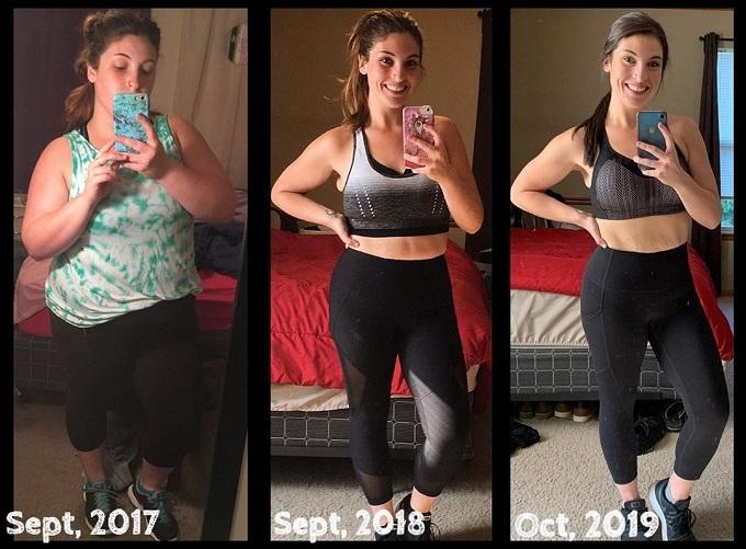 Rachel hiện tích cực tập luyện nhằm xây dựng cơ bắp, giúp vóc dáng thêm săn chắc và khỏe mạnh.