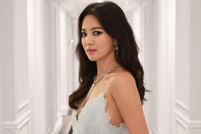 Diễn viên Song Hye Kyo.