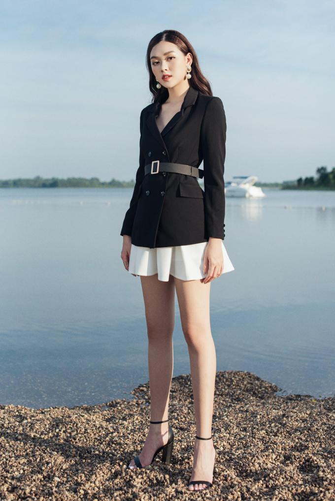Á hậu Tường San với trang phục đậm chất nàng thơ cho ngày 20/10 (xin edit) - 8