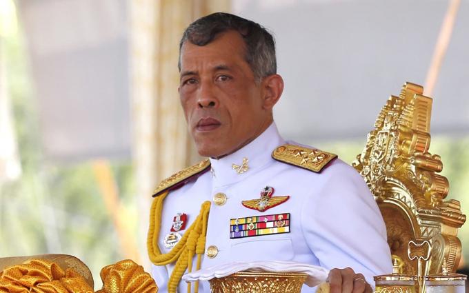 Quốc vươngMaha Vajirusongkorn (Rama X) - vua Thái Lan. Ảnh: CEO World.