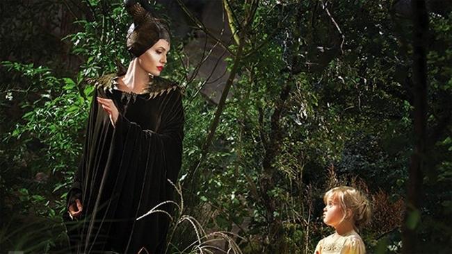 Vivienne xuất hiện trong một vài cảnh cùng mẹ và diễn rất tự nhiên. Hình ảnh đáng yêu của Vivienne khi nghịch cặp sừng của bà Tiên Hắc Ám và chạy trên cánh đồng hoa trong phim từng làm đốn tim fan. Angelina tiết lộ rằng cô để Vivienne đóng phim cùng như một trải nghiệm vui chứ không có ý định đưa con gái sớm vào con đường diễn xuất chuyên nghiệp. Bộ phim Maleficent được công chiếu vào tháng 3/2014, thành công vang dội tại các phòng vé trên khắp thế giới.