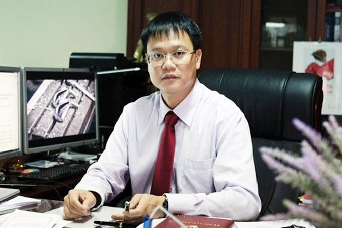 Thứ trưởng Bộ Giáo dục và Đào tại Lê Hải An.