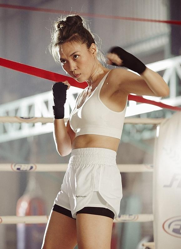 Mỹ Tâm không xuất hiện trong MV mà chỉ thể hiện giọng hát ngọt ngào, vui tươi.