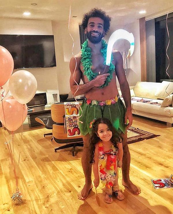 Ông bố Salah