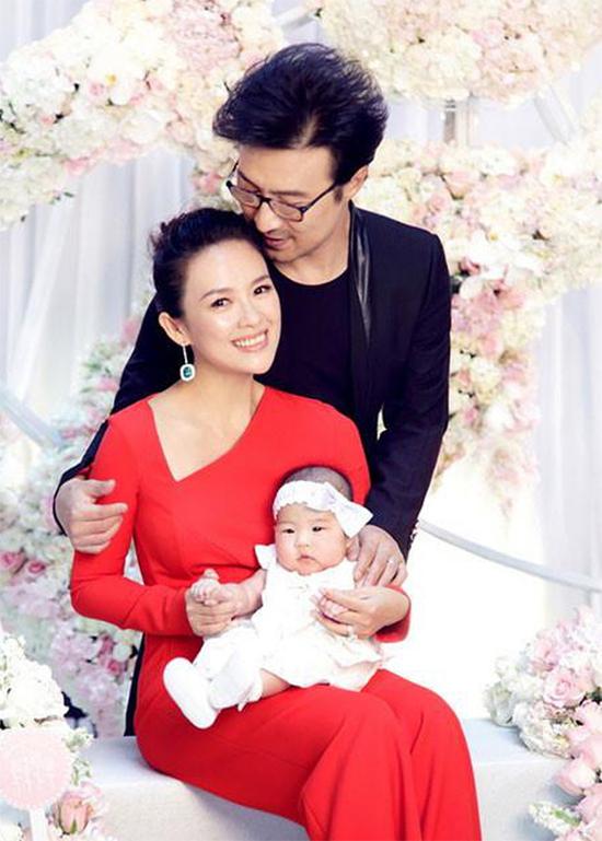 Con gái vợ chồng Uông Phong quốc tịch Mỹ.