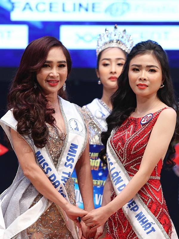 Tình cũ Lương Bằng Quang đăng quang Á hậu Sắc đẹp Thế giới - 3