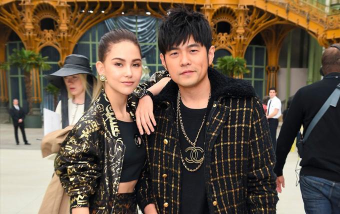 Cặp vợ chồng nổi tiếng làng giải trí Hoa ngữ.