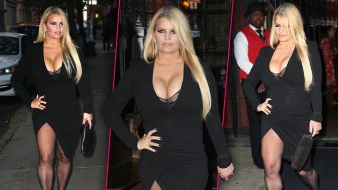 Bà mẹ 3 con xuất hiện tại khách sạn The Bowery, New York hôm 25/9.