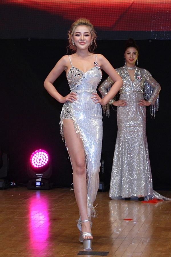 Tình cũ Lương Bằng Quang đăng quang Á hậu Sắc đẹp Thế giới - 2