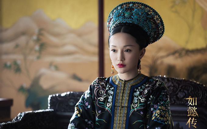 Châu Tấn thắng giải nữ chính với vai trong Như Ý truyện.