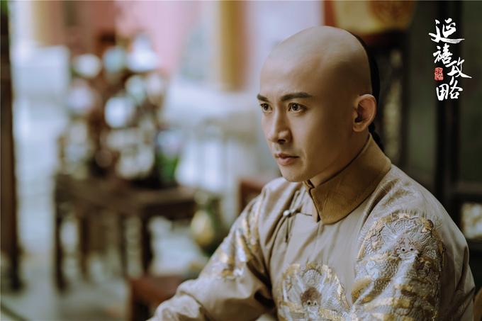 Nhiếp Viễn giành giải nhờ vai Càn Long của Diên Hy công lược.