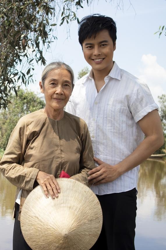 Võ Minh Lâm và nghệ sĩ Thanh Hiền