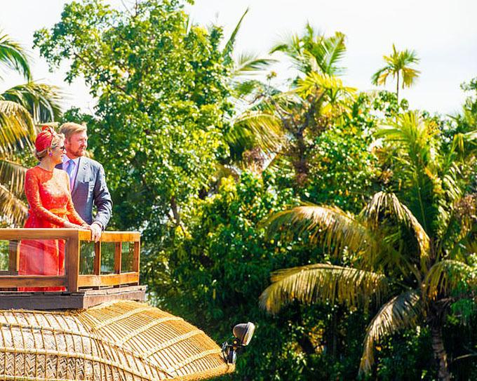Đây là chuyến thăm chính thức đầu tiên của Quốc vương Willem kể từ khi ông lên ngôi vào năm 2013.