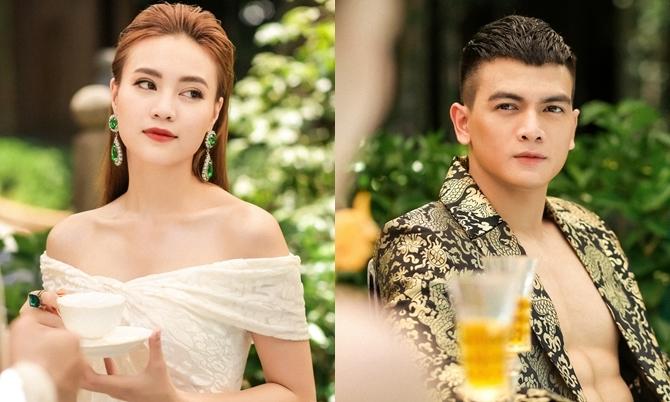 Ninh Dương Lan Ngọc và Lê Xuân Tiền.