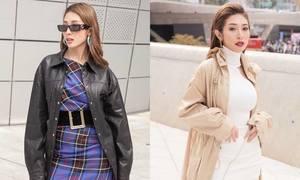 Khổng Tú Quỳnh 'biến hoá' ở Seoul Fashion Week