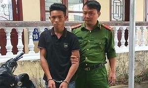 Thanh niên gây ra hai vụ trộm trong một tiếng