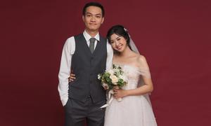 Ảnh cưới của Top 10 Hoa hậu Việt Nam 2018