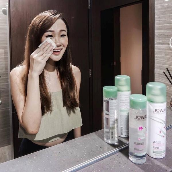 Các sản phẩm Jowae rất phù hợp với làn da con gái Việt