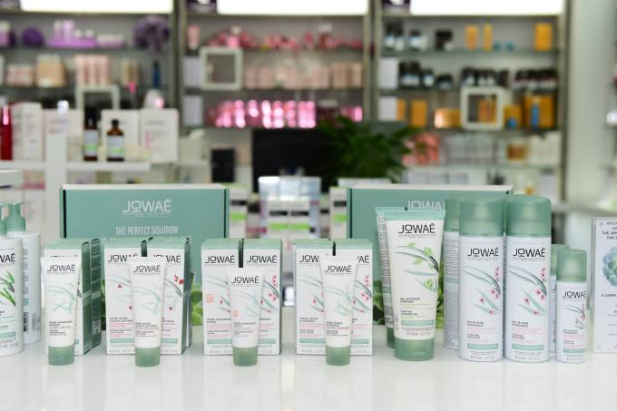 Các sản phẩm của Jowae.
