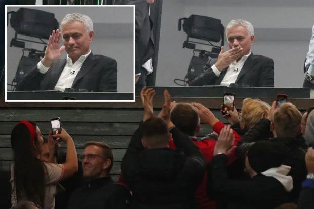 Cựu HLV Mourinho