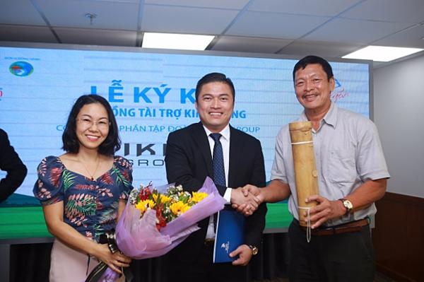 Doanh nhân Đỗ Trùng Dương là Phó chủ tịch HBC  - 2