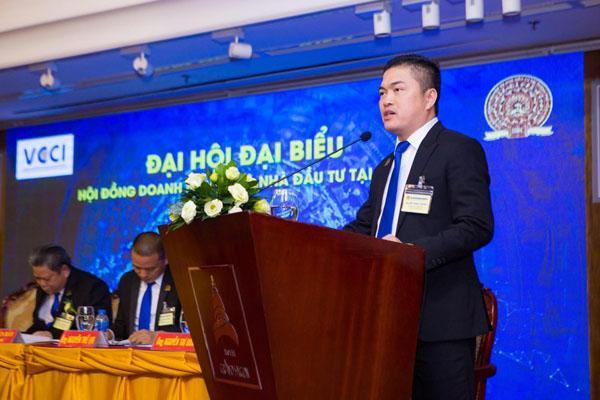 Ông Đỗ Trùng Dương - Phó Chủ tịch thường trực Hội đồng Doanh nghiệp và Nhà đầu tư tại TPHCM.