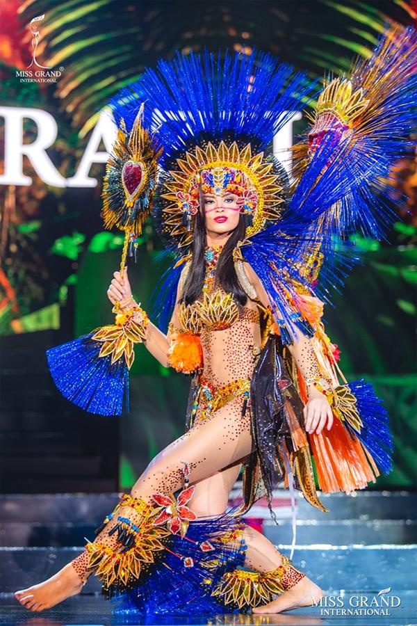 Người đẹp Brazil.