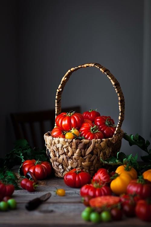 Rau, củ ăn không hết, gia đình Heidi đem tặng bạn bè và những người hàng xóm để mọi người đều có cơ hội sử dụng thực phẩm organic.