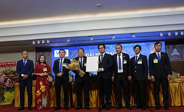 Doanh nhân Đỗ Trùng Dương là Phó chủ tịch HBC  - 1