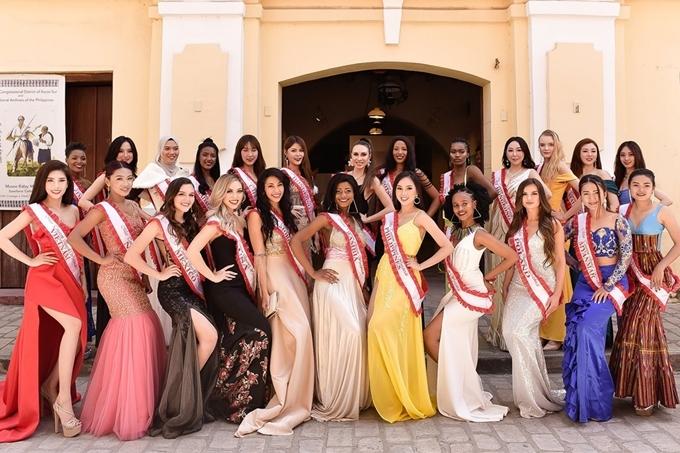 Miss Tourism Queen Worldwide tổ chức lần đầu năm 2018, nhằm tìm kiếm gương mặt góp phần quảng bá du lịch toàn cầu, truyền thông điệp về tiềm năng du lịch các quốc gia, kêu gọi góp sức bảo vệ thiên nhiên, giữ văn hóa truyền thống..
