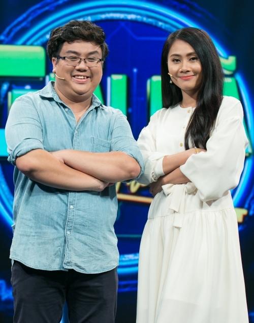 Gia Bảo và Thanh Hiền.
