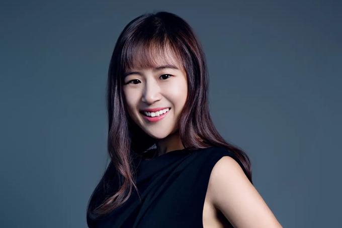 Doanh nhân Cindy Mi, nhà đồng sáng lập kiêm CEO của VIPKid. Ảnh: BI.