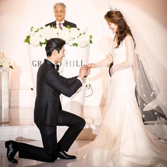 Cựu thành viên T-ara cưới - 3