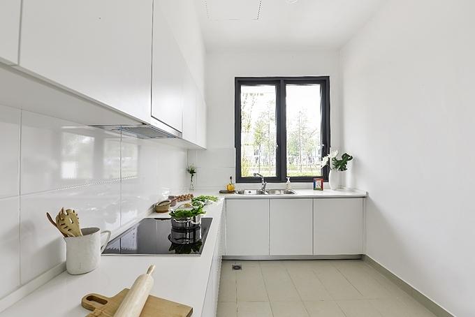 Phân biệt 5 loại tủ bếp phổ biến - 1