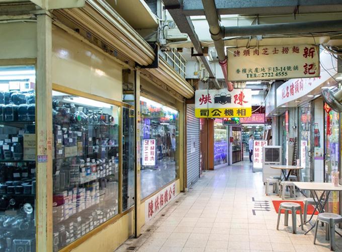 Tòa nhà ma ám ở Hong Kong hút khách - 3