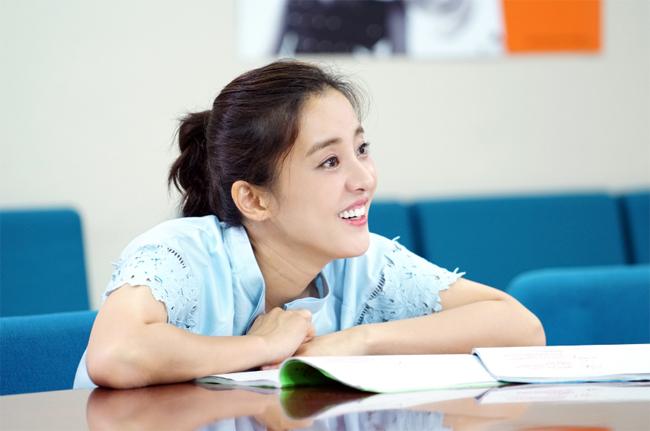 Park Eun Hye trong Kẻ thù ngọt ngào.