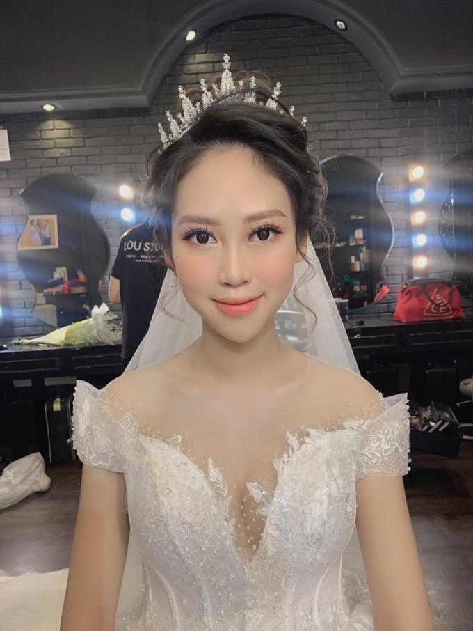 Makeup Artist Hạnh Lâm chia sẻ bí quyết trang điểm cô dâu - 2