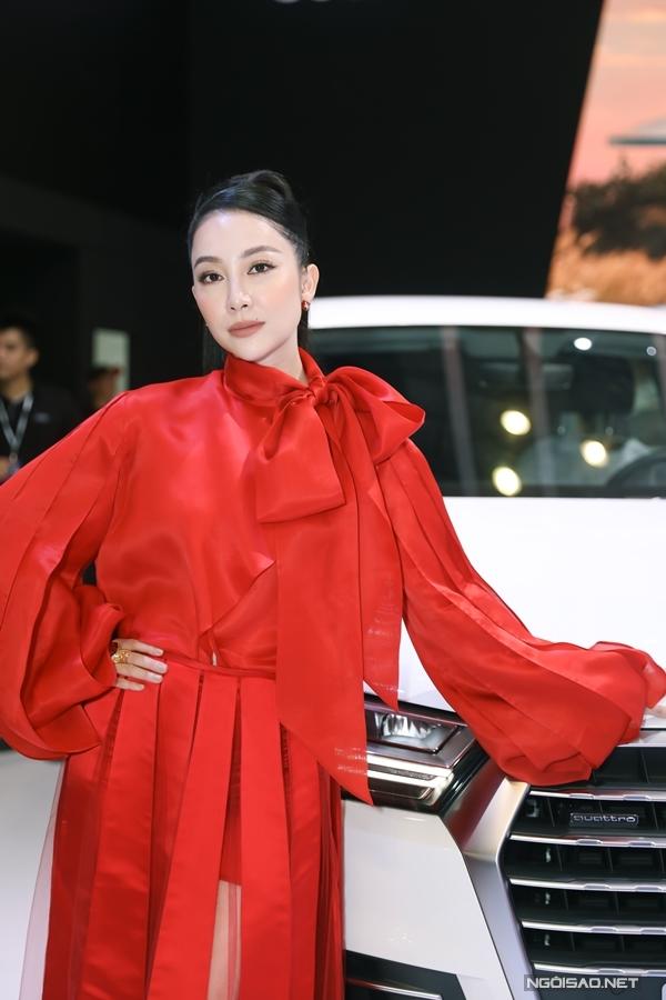 Diễn viên múa Linh Nga nổi bật