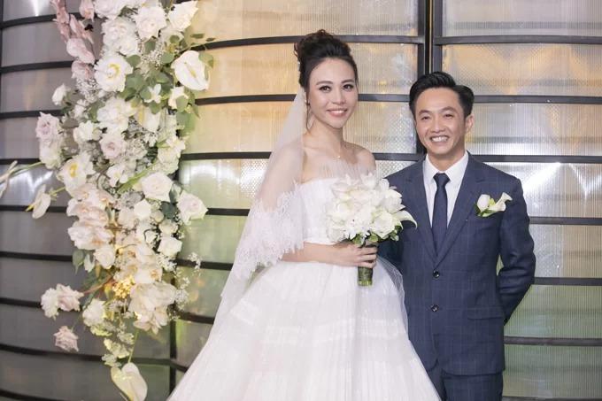 Quy định khắt khe trong đám cưới sao Vbiz - 1