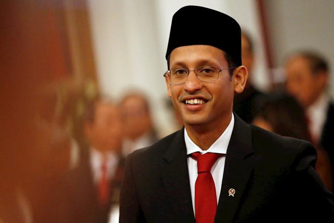 Nadiem Makarim, tân Bộ trưởng Giáo dục mới của Indonesia. Ảnh: Fortune.