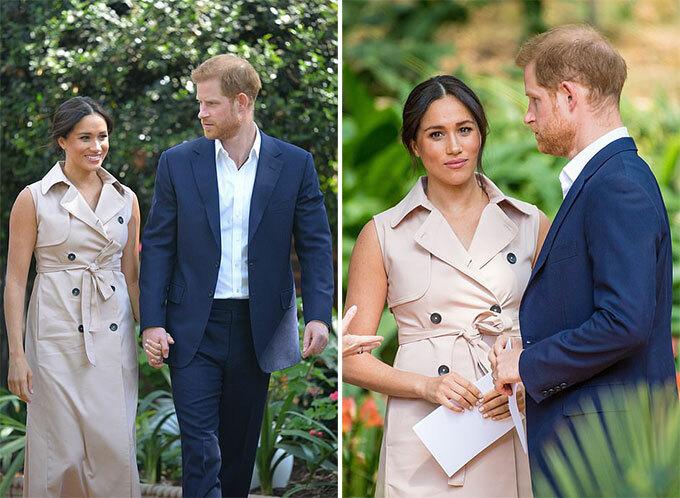 Trước đó, trong bộ phim tài liệu của ITV phát sóng tối 20/10, ghi lại hành trình trong 10 ngày công du châu Phi, Meghan từng thừa nhận không ổn và phải vật lộn với cuộc sống ở hoàng gia. Cô kết hôn với Hoàng tử Harry từ tháng 5/2018, sinh con trai đầu lòng hồi tháng 5/2019. Nhà Sussex dự kiến sẽ tạm dừng các nhiệm vụ hoàng gia từ giữa tháng 11 cho đến hết năm nay. Gia đình ba người sẽ bay sang Mỹ để dự lễ Tạ ơn với mẹ của Meghan, sau đó sẽ quay trở lại Anh để có mặt tại tiệc Giáng sinh hàng năm theo truyền thống của Nữ hoàng ở tư dinh Sandringham.