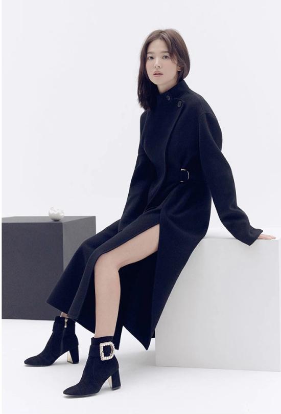 Song Hye Kyo kín cổng cao tường - 6