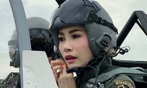 Hoàng quý phi Thái Lan bị phế truất