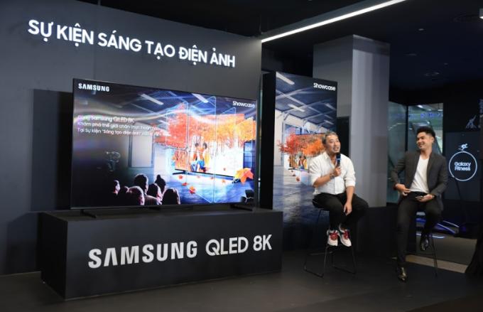 Samsung68 - điểm đến yêu thích của nhiều sao ViệtThanh Hằng, Quang Vinh, BB Trần - 5