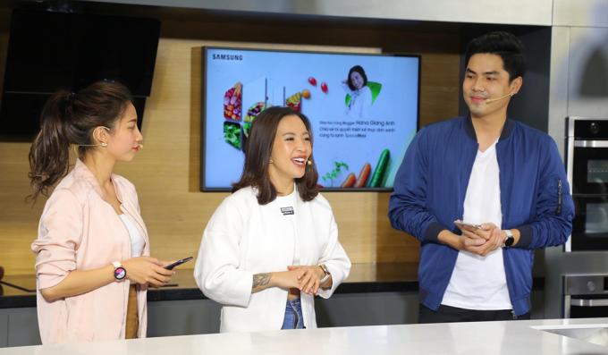 Samsung68 - điểm đến yêu thích của nhiều sao ViệtThanh Hằng, Quang Vinh, BB Trần - 4