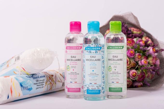 6 loại nước tẩy trang giá rẻ có độ lành tính cao